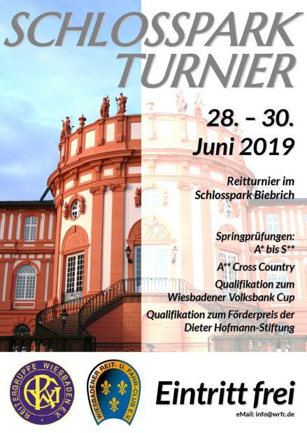2019-Plakat-Schlossparkturnier